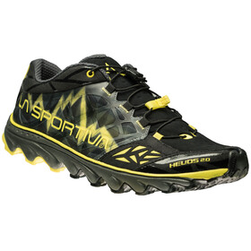 La Sportiva Helios 2.0 Running Shoes Men Black/Butter